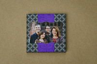 Mini-Accordian Album - Front